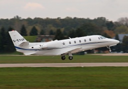 Cessna 560XL Citation XLS+ G-EYUP (Xclusive Air Charter)