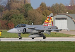 Saab JAS-39C Gripen 9238 (Czech Air Force)