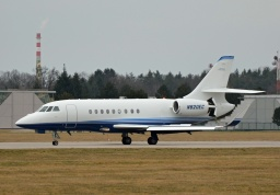 Dassault Falcon 2000EX N820EC (Emerson Flight Operations)