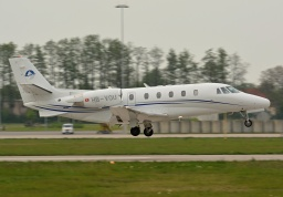 Cessna 560XL Citation Excel HB-VOU (Premium Jet AG)