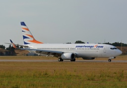 Boeing 737-8Q8 OK-TVY (SmartWings)