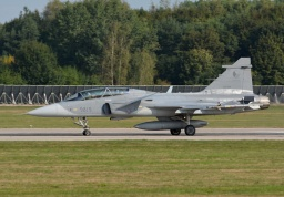 Saab JAS-39D Gripen 9819 (Czech Air Force)