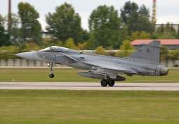 Saab JAS-39C Gripen 9244 (Czech Air Force)