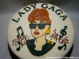 detail LADY GAGA