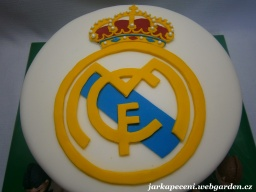 detail znaku Real Madrid