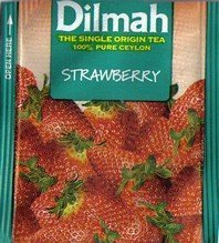 Dilmah - Strawberry -new(cutted)