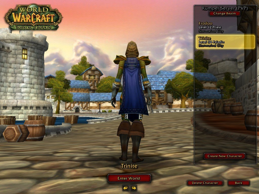 World of Warcraft US Patch 2.1.2 to 2.1.3.