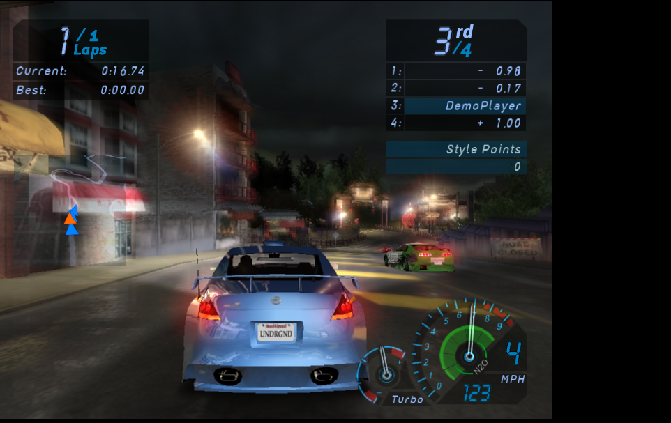 Need for speed Underground1