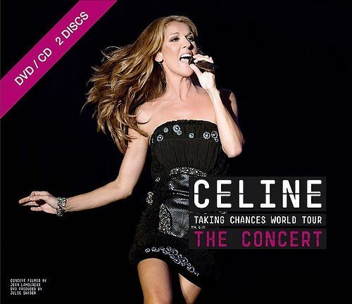 Celine: Taking Chances World Tour: The Concert (DVD/CD)