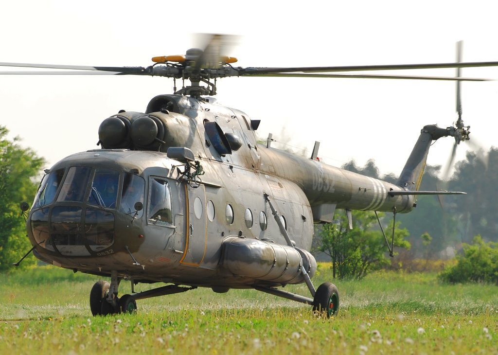 Mi-17 Czech Air Force