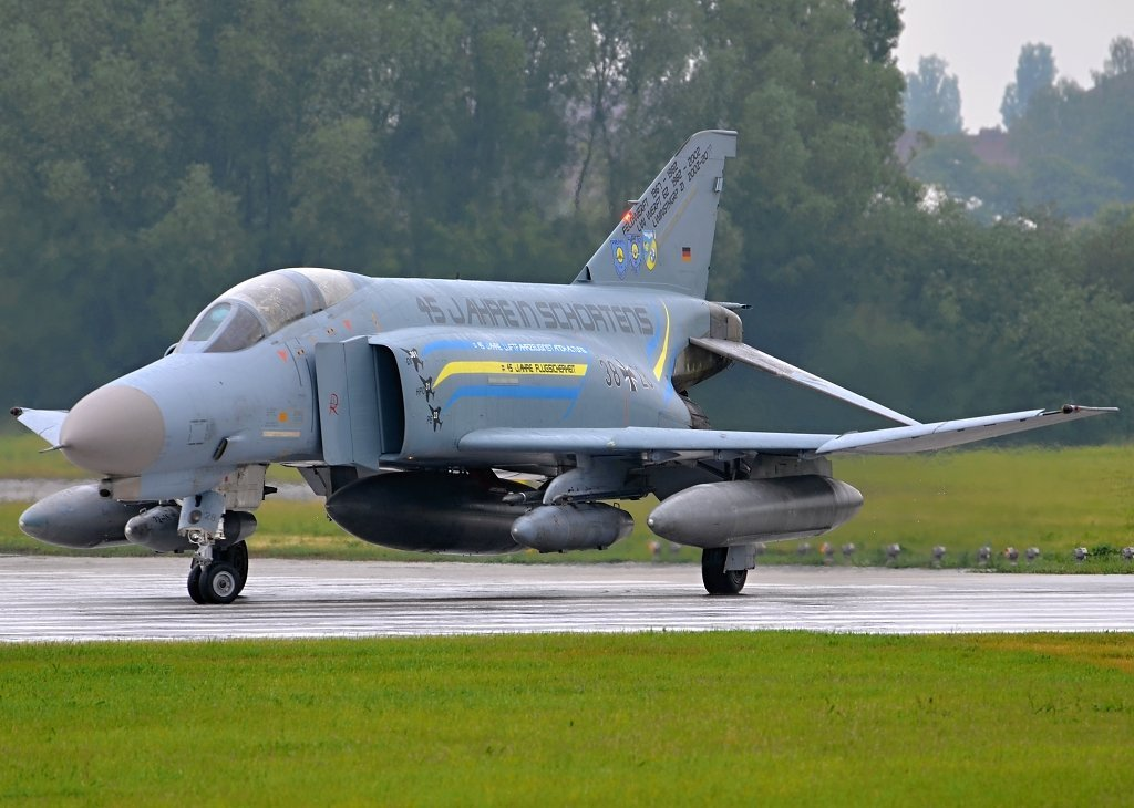 F-4F Phantom II  Germany Air Force