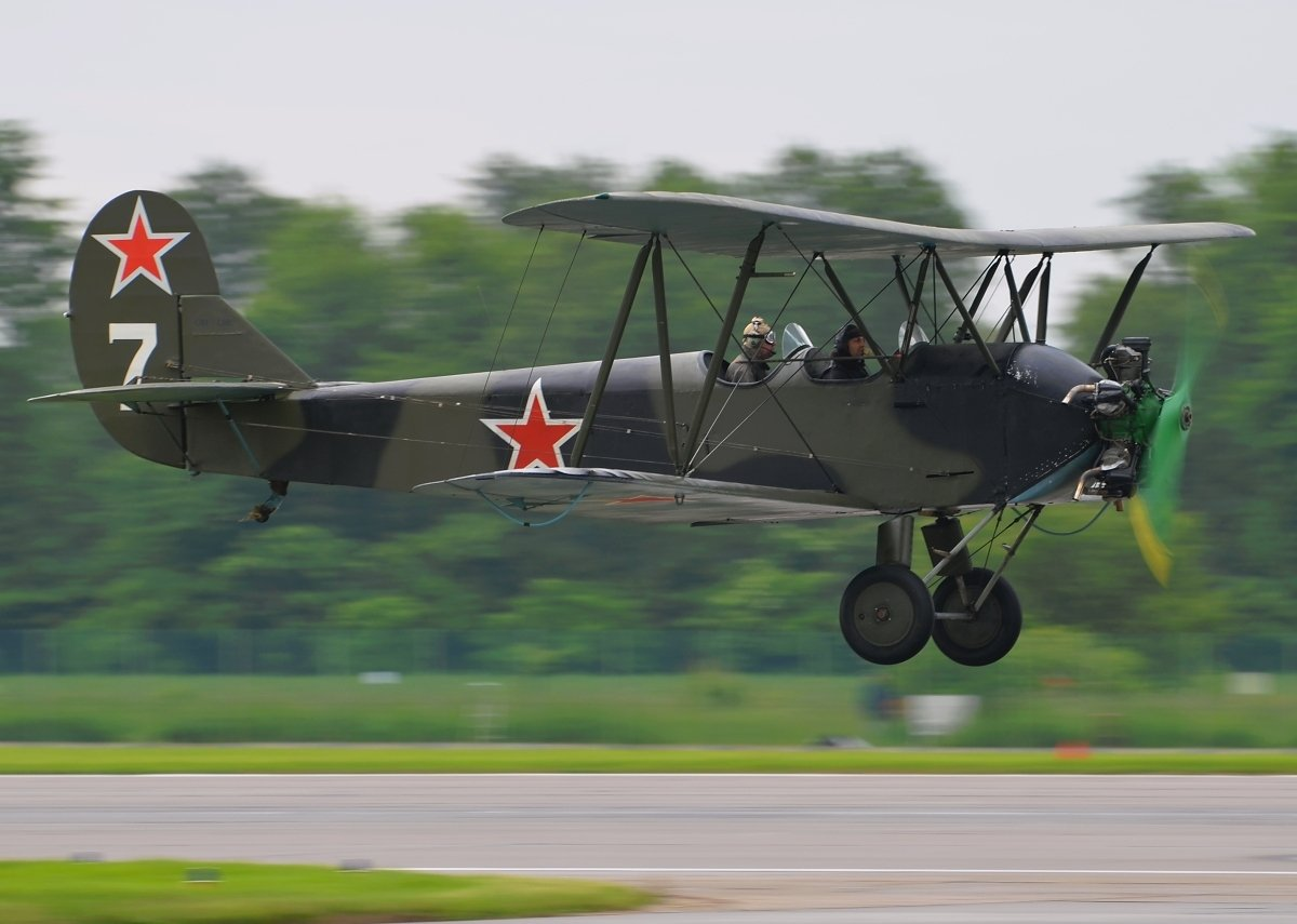 Polikarpov 2 Private OM-LML