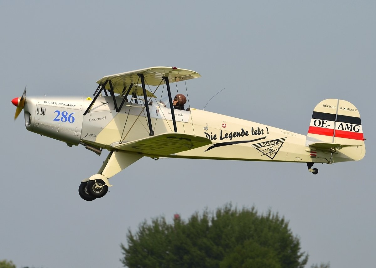 T-131PA Jungmann OE-AMG (Markus Gilch)