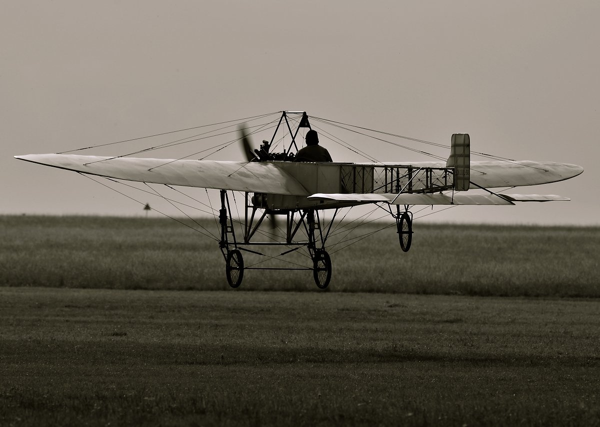 ULL (Bleriot XI) - OK-OUL50 - Private