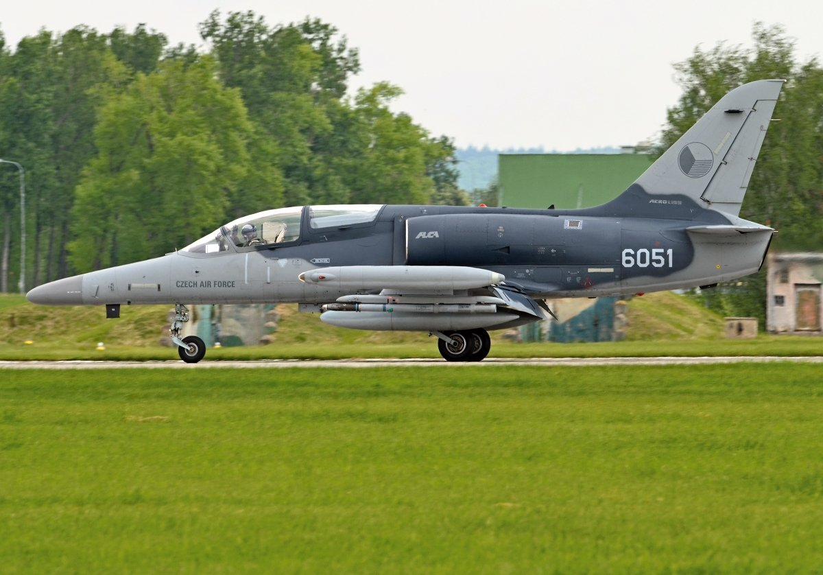 L159A Czech Air Force   6051