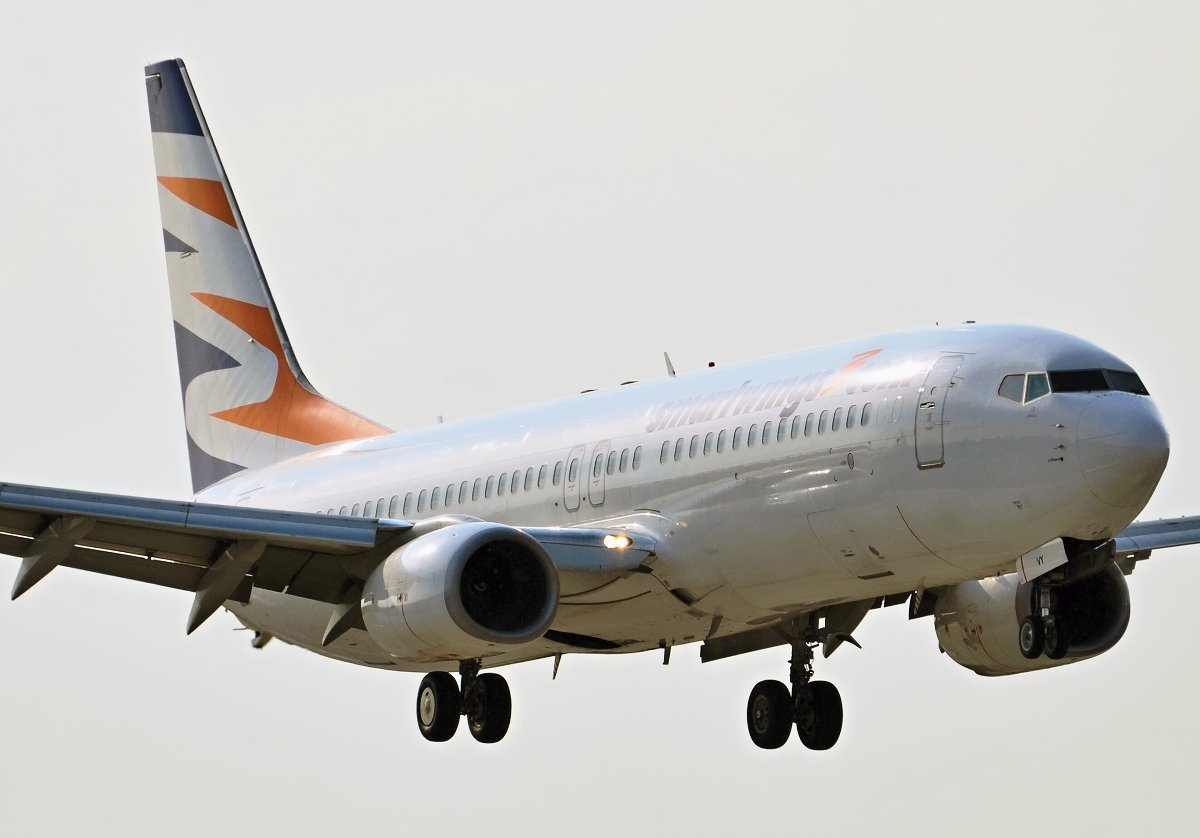 B737-8Q8    SmartWings    OK-TVY