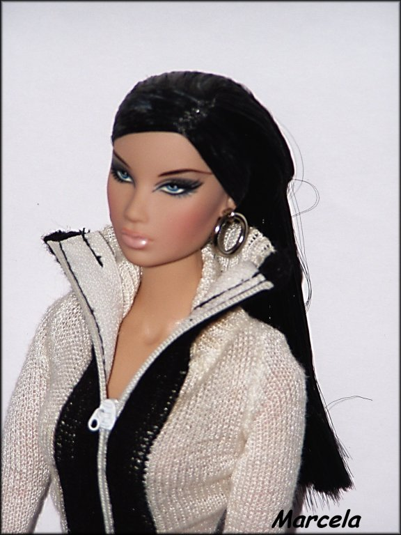 Fashion Royalty barbie KYORI Glam Slam