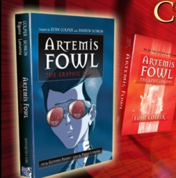 Artemis Fowl The Graphic Novel - obrázek