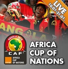 News 10.01.2010: The Afrika Cup 2010 in The World Live Score P2P TV !! - obrázek