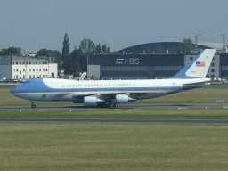 B747-2G4B (VC-25A) Air Force One 5.6.2007