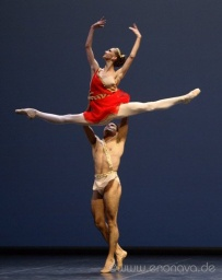 Diana & Actaeon, Polina Semionova & Jose Carreno.jpg