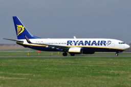 EI-DLC  B737-8AS · Ryanair