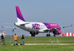 HA-LPU Airbus A320-232 - Wizz Air