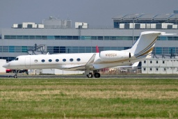 N185GA Gulfstream Aerospace GV-SP (G550) GLF5