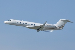 N185GA G550 Wells Fargo Bank Northwest NA Trustee