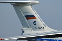 RA-78842 IL76  Russian Air Force