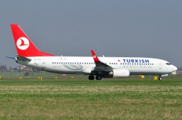TC-JFC  Boeing 737-8F2 Turkish Airlines