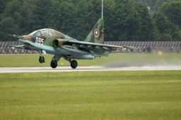 095  SU25UBK  Bulgarian Air Force