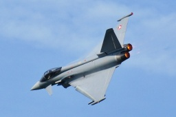 7L-WF Eurofighter Typhoon S  Austria Air Force