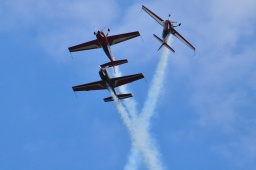 The Royal Jordanian Falcons team