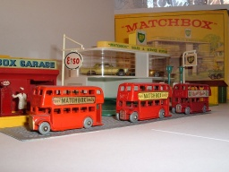 No 5a,b, London Bus, 1954, 1957