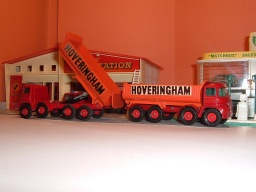 No K 1 b, Hoveringham Tipper truck, 1964