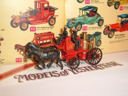 No Y 4 b, ?, Shand Mason Horse Drawn Fire Engine, 1960