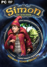 Simon the Sorcerer 5: Who'd Even Want Contact-GER - obrázek