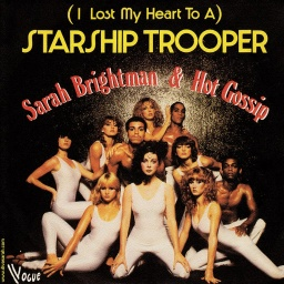 I lost my heart to a starship trooper (1978)
