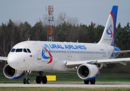 Airbus A320-214 Ural Airlines