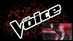 PERFORMANCE: THE VOICE (TEAM CHRITINA - BEVERLY A FRENCHIE) - obrázek