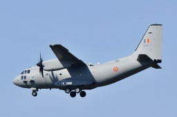 2705 C-27J Spartan Romanian Air Force