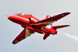 XX2 Red Arrows Hawk  Royal Air Force