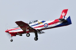 ZF269  Short Tucano T.1 Royal Air Force