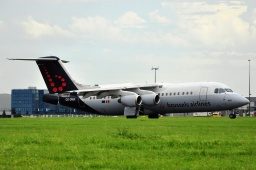 OO-DWK  Avro 146-RJ100 BRUSSELS AIRLINES