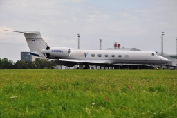 N680GA Gulfstream 5  Private