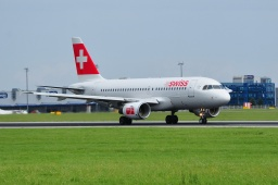 HB-IPY  A319-112 SWISS AIR