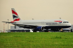 G-EUUS A320-232  BRITISH AIRWAYS