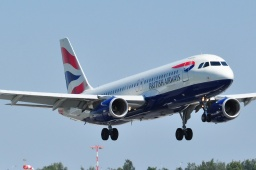 G-EUUY  A320-232 British Airways