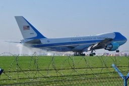92-9000 B747-2G4B (VC-25A)  USAF  AIR FORCE ONE